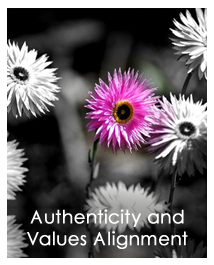 Authenticity and Values Alignment