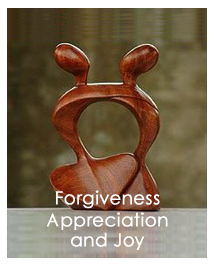 Forgiveness Appreciation and Joy